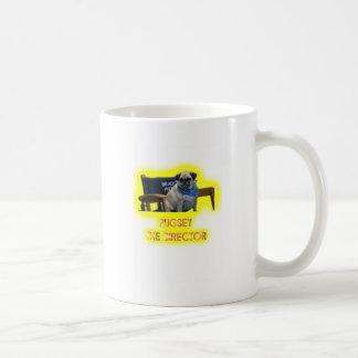 Pugsley The Director Coffee Mug