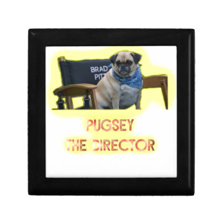 Pugsley The Director Gift Box