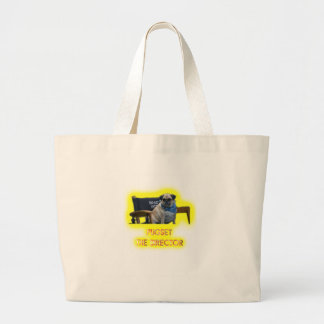 Pugsley The Director Large Tote Bag