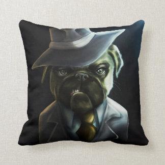 Pugster Boss Cushion