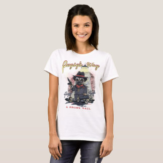 Pugsy Beagle Gangster Pug T-Shirt