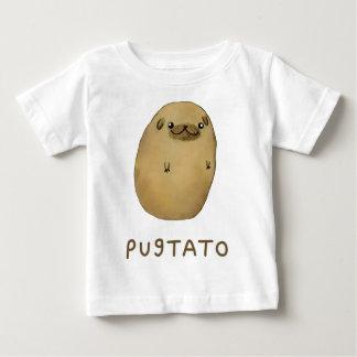 Pugtato Pug Potato Baby T-Shirt