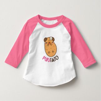 Pugtato (pug potato) T-Shirt