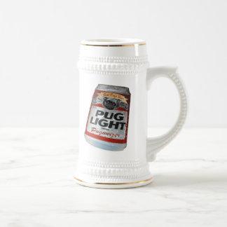 Pugweizer  Light Beer Beer Stein