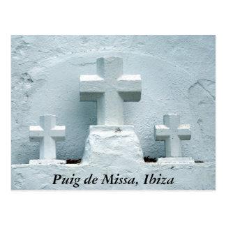 Puig de Missa, Ibiza Postcard