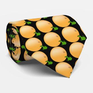 Puke Emoji Men's Tie