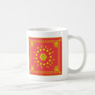 Pulaski's Legion Flag T-Shirts Coffee Mug