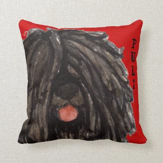 Puli Color Block Cushion