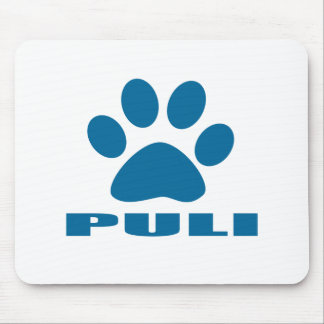 PULI DOG DESIGNS MOUSE PAD
