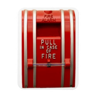 pull fire alarm magnet