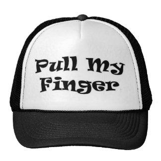Pull My Finger Cap