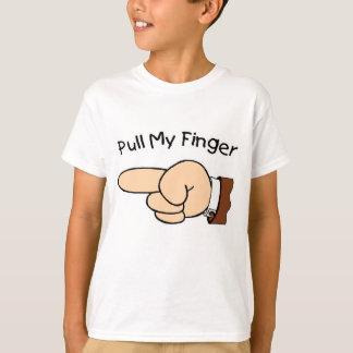 Pull My Finger kids Shirt