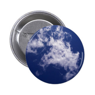 Pulled Cotton Clouds Button