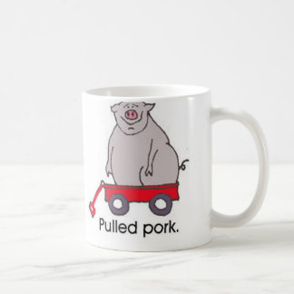 Pulled Pork Basic White Mug