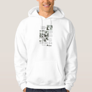 Pullman Sleeping Car was for overnight Trains Hoodie