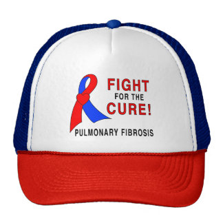 Pulmonary Fibrosis Fight for the Cure Cap