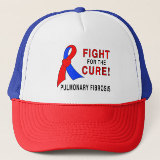 Pulmonary Fibrosis Fight for the Cure Trucker Hat