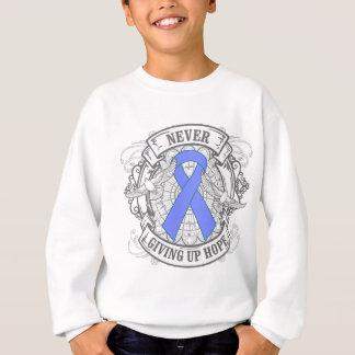 Pulmonary Hypertension Never Giving Up Hope T Shirt