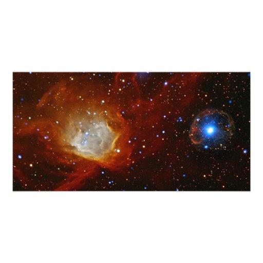 Pulsar SXP 1062 Star Space Astronomy Photo Cards