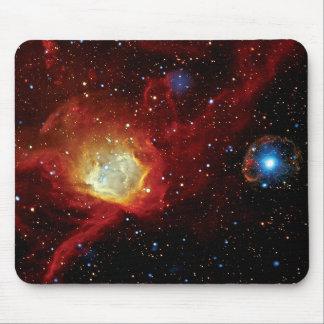 Pulsar SXP 1062 Supernova Remnant NASA Space Photo Mouse Pad