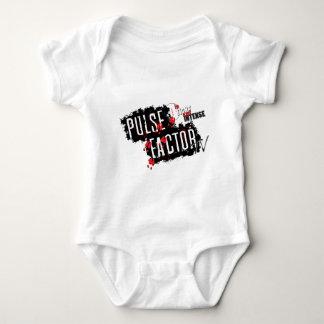 Pulse Factor TV Gear Baby Bodysuit