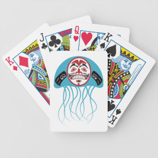 PULSE OF OCEANS BICYCLE PLAYING CARDS