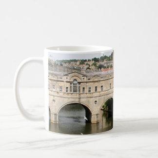 Pulteney Bridge, Avon River,Bath, England Coffee Mug