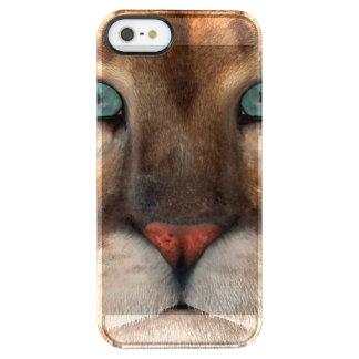 Puma Clear iPhone SE/5/5s Case