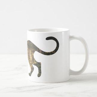 puma-in-forest coffee mug