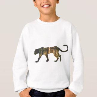 puma-in-forest sweatshirt