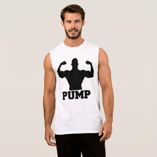 Pump at the Gym Sleeveless Shirt