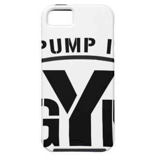 pump it gym iPhone 5 cover