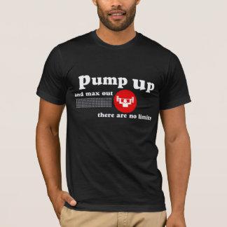 Pump Up Weightlifting T-Shirt