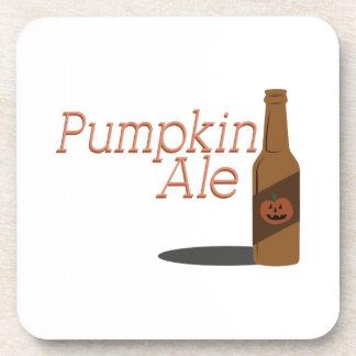 Pumpkin Ale Beverage Coaster