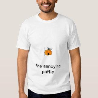 Pumpkin annoyed tee shirt