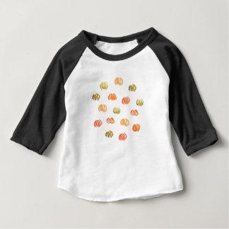 Pumpkin Baby Raglan T-Shirt