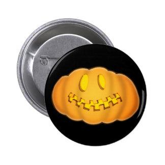 pumpkin pinback buttons
