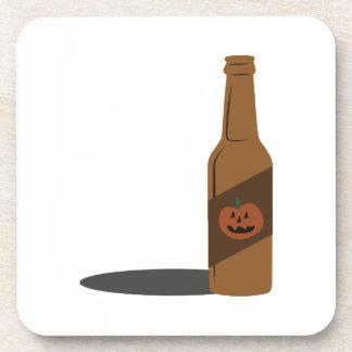Pumpkin Beer Beverage Coasters
