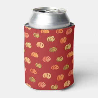 Pumpkin Can Cooler