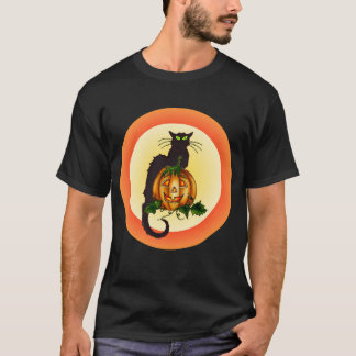 PUMPKIN CAT by SHARON SHARPE T-Shirt