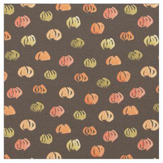 Pumpkin Combed Cotton Fabric