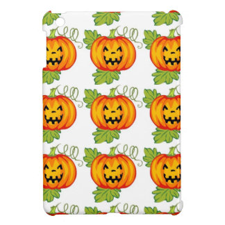 Pumpkin Cover For The iPad Mini