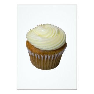 Pumpkin Cupcake 9 Cm X 13 Cm Invitation Card