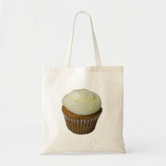 Pumpkin Cupcake Budget Tote Bag