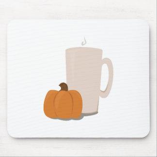 Pumpkin Drink Mousepads