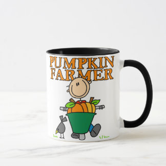 Pumpkin Farmer Mug