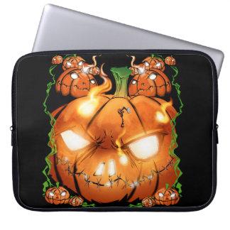 Pumpkin Friends Laptop Sleeve