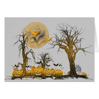 Pumpkin Gang Card