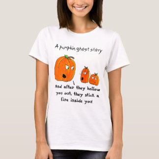 PUMPKIN GHOST STORY HALLOWEEN tee