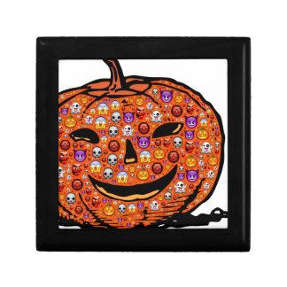 pumpkin gift box